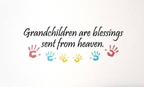 grandchildren heaven
