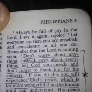 Comforting!