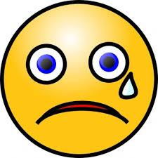 rehab - crying face