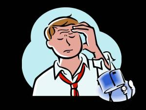 headache and blood pressure